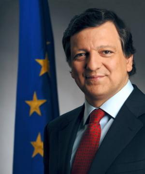 Barroso se distanteaza de Sarkozy in privinta propunerii unui guvern economic pentru Zona euro