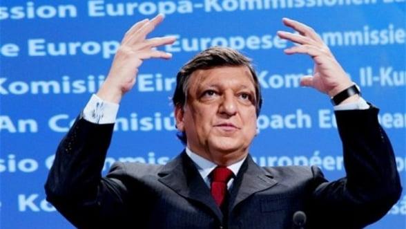 """Barroso spune """"pas"""" unui nou mandat la conducerea Comisiei Europene"""