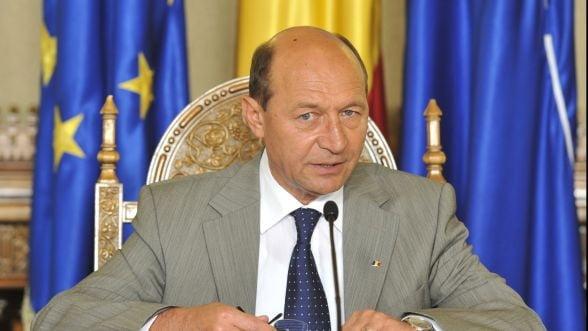 Basescu: Aducerea lui Omar Hayssam, catalizator pentru o noua suspendare