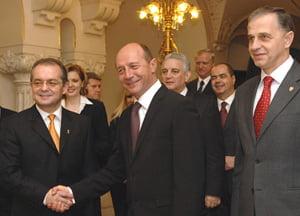 Basescu, Boagiu, Geoana au pe cumatrul, cumnata si cumnatul sefi la Transelectrica