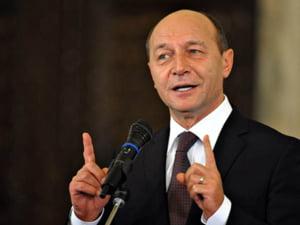 Basescu: Cea mai buna solutie e consolidarea fiscala