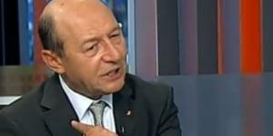 """Basescu: INS a avut o gandire """"de gaga"""", avem recesiune"""