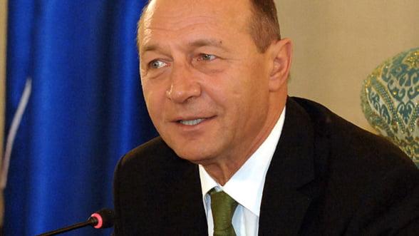 Basescu: In 2015, vom indeplini toate criteriile pentru aderarea la zona euro