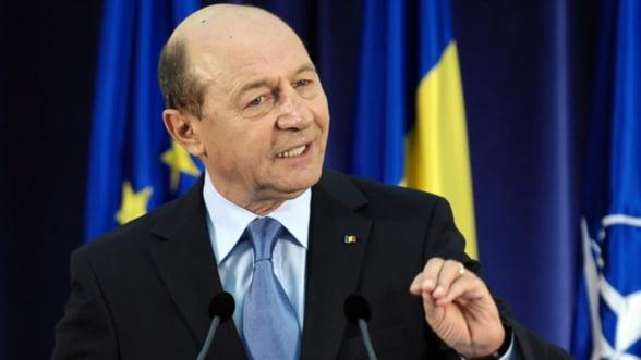 Basescu: Investitiile italienilor in Romania ajung la 1,6 miliarde de euro