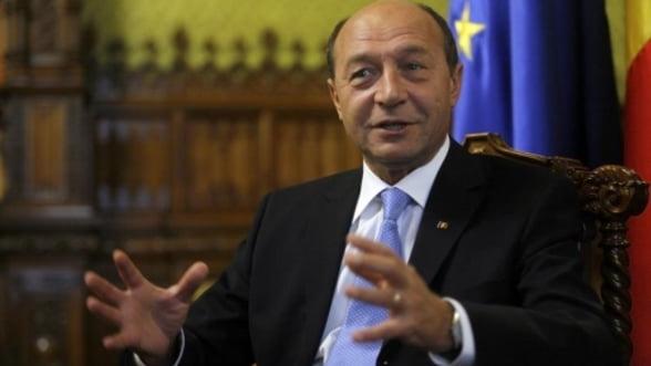 Basescu: La negocierile de la Bruxelles avem nevoie de buni politicieni, nu de contabili