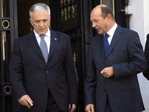 Basescu: N-am discutat cu Isarescu despre functia de premier