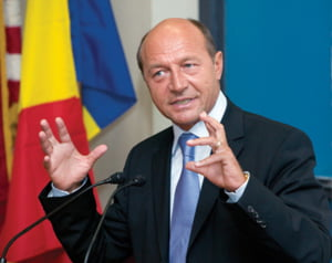 Basescu: Ne mentinem obiectivul ca Romania sa intre in 2014 in zona euro