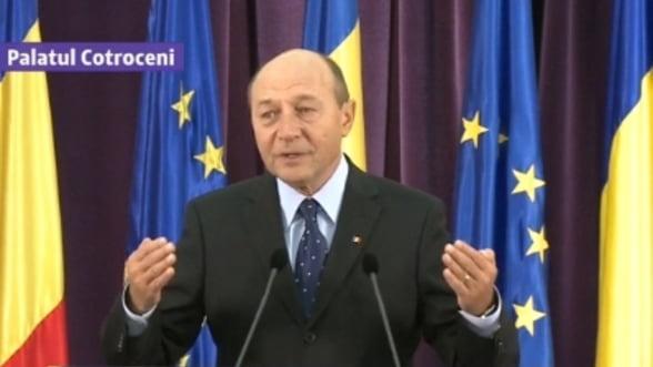Basescu: Nimeni nu are cati bani ar vrea. Va mai aparea o propunere pentru bugetul UE