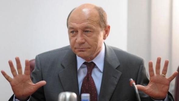 Basescu: Raportul MCV de la sfarsitul lunii ianuarie va sanctiona Parlamentul