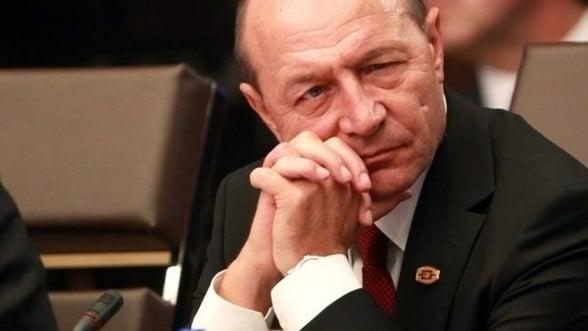 Basescu: Redeventele nu se pot modifica dar pot fi marite alte taxe. E treaba Ministerului de Finante