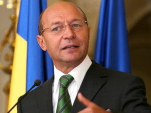 Basescu: Romania a depasit momentul critic