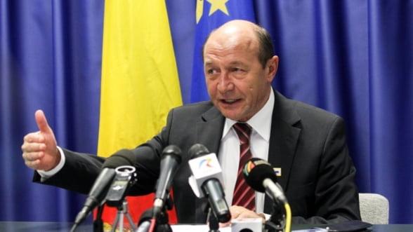 Basescu: Romania are o sansa prin revenirea la exporturi in America Latina