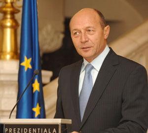 Basescu: Situatia din Romania aparent este buna