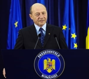 Basescu: Suntem in prag de razboi civil in Ucraina. Este exclus ca Romania sa fie atacata