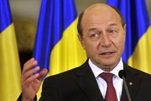 Basescu, atac dur la Putin: Un bolnav care crede ca poate reface URSS
