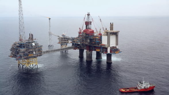 Basescu, despre Marea Neagra: In primul depozit sunt 110 mlrd. metri cubi de gaze