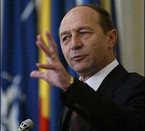 Basescu: economic, trimestrul al treilea a fost unul foarte prost