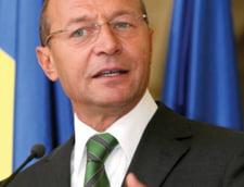 Basescu: exploatarea resurselor, singura sansa pentru a crea locuri de munca