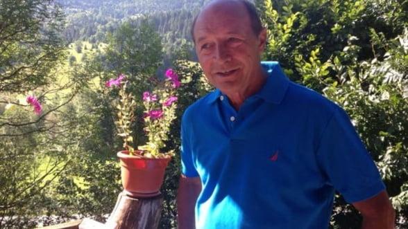 Basescu, fost marinar, fost primar, presedinte si latifundiar: Vezi cat teren agricol a cumparat