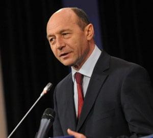 Basescu: impozitul forfetar pentru firmele tinerilor ar trebui sa fie 1 euro
