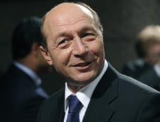 Basescu, in vizita la nava de foraj maritim a ExxonMobil