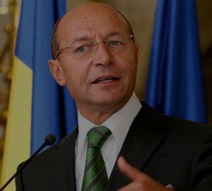 Basescu, optimist legat de evolutiile viitoare ale Romaniei