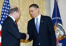 Basescu apara Rosia Montana Gold Corp la Washington