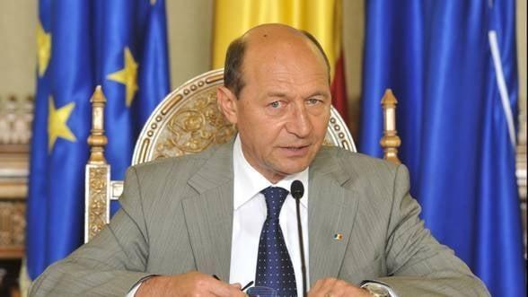 Basescu catre investitori: Puteti avea incredere in Romania, economia e tot mai performanta