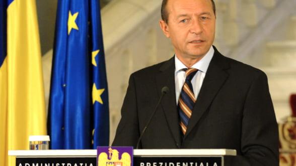 Basescu despre cum a ramas Romania fara finantare UE