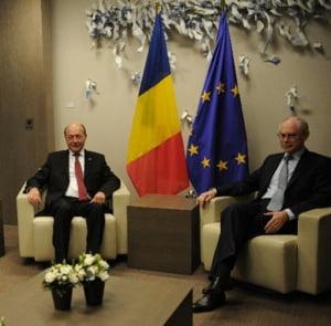Basescu insista la Bruxelles pentru R.Moldova si Schengen: Anul asta sa se intample ceva
