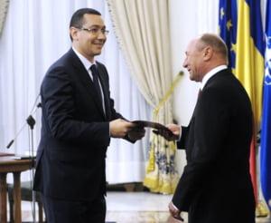 Basescu si Ponta vor discuta din nou despre exercitiul bugetar al UE