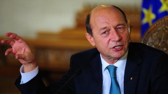 Basescu si mogulii de Bruxelles