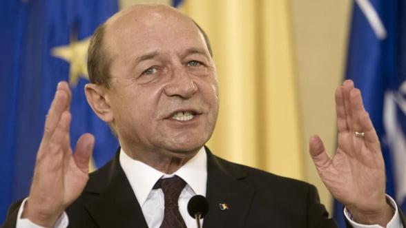 Basescu spune ca declaratia lui Barroso a fost citita gresit. In ce conditii vom intra in Schengen
