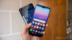Batalia gigantilor: Huawei P20 Pro versus Samsung Galaxy S9 Plus - Care e mai tare?