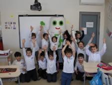 Baterel readuce educatia ecologica in scolile din Romania