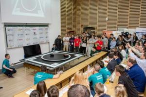 BattleLab Robotica - concurs international de Sumo Robotic