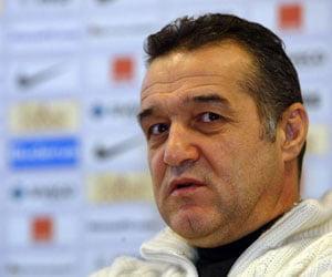 Becali vinde Steaua!