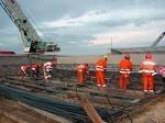 Bechtel promite ca Autostrada Transilvania va fi gata la 1 decembrie