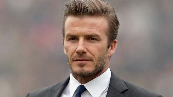 Beckham ar putea deveni actor