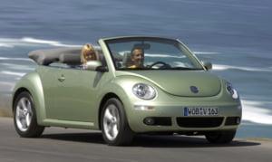 Beetle Cabrio, senzatie de vara intr-un model cu traditie