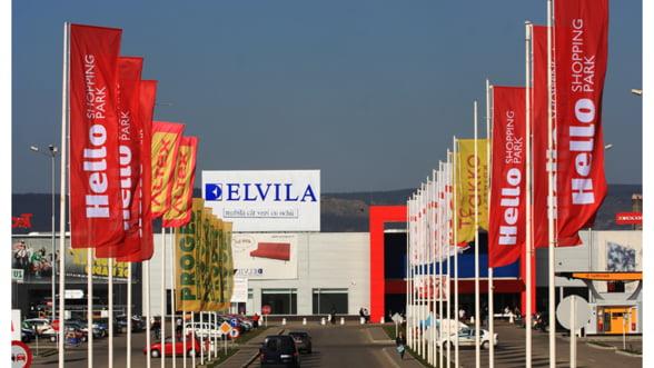Bel Rom cere insolventa Hello Shopping Park din Bacau