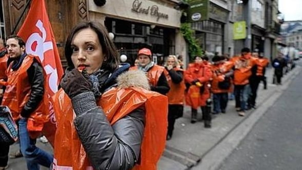 Belgia, blocata de o greva in intregul sector public