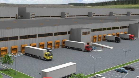 Belgienii de la H.Essers construiesc un parc logistic de 30.000 mp, langa A1