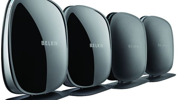 Belkin a cumparat Linksys de la Cisco