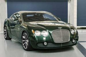 Bentley anunta cea mai puternica masina din lume in cadrul Geneva Motor Show