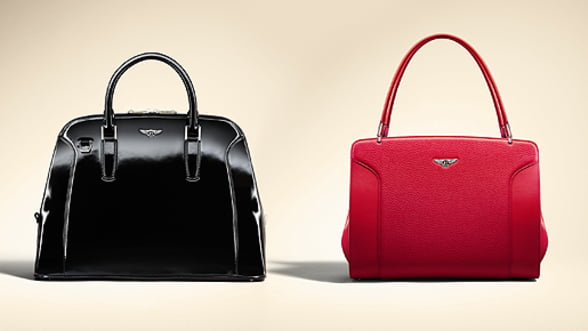 "Bentley isi ""tureaza"" afacerea si lanseaza modele pentru femei. Modele de genti..."