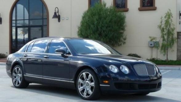 Bentley vrea sa faca masini blindate