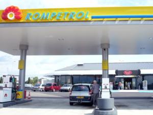 Benzinariile Rompetrol vor fi inchise o ora, la noapte, pentru operarea modificarilor privind TVA