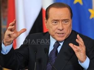 Berlusconi refuza sa se prezinte la Parchet, intr-o ancheta de frauda fiscala