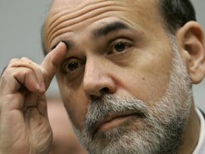 Bernake: Economia SUA se confrunta cu mari amenintari